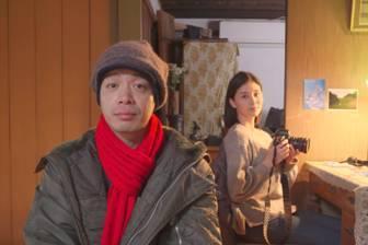 峯田和伸(左)在「戀愛好好說」有精彩表現。圖/海鵬提供