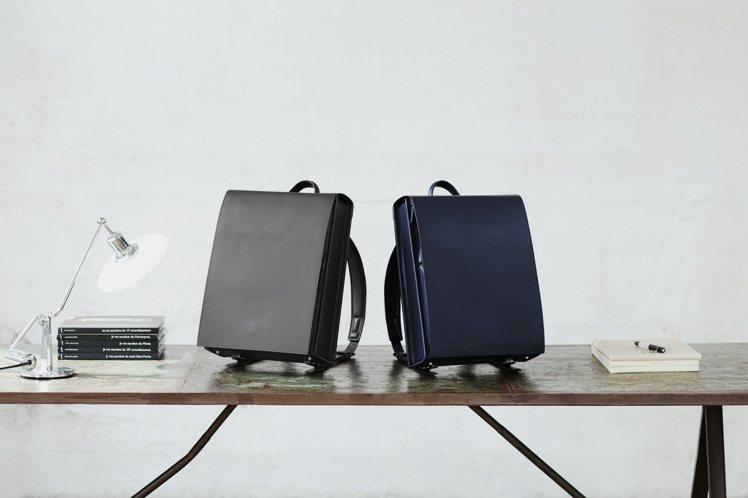 土屋鞄製造所引進原本只在日本銷售的OTONA RANDSEL大人書包,除了防水還...
