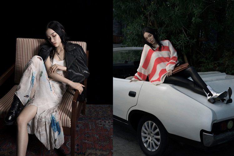 AllSaints攜手金曲30最佳新人入圍者Lexie劉柏辛一同拍攝秋冬形象大片...