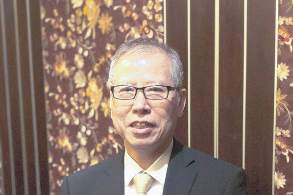 聯合再生能源董事長洪傳獻 (本報系資料庫)