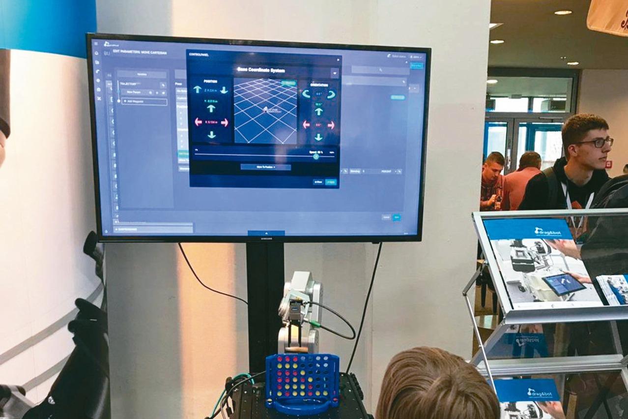 產業追蹤/教機器人做事 未必要會寫程式