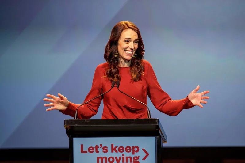 紐西蘭總理成功連任 外交部表達誠摯祝賀
