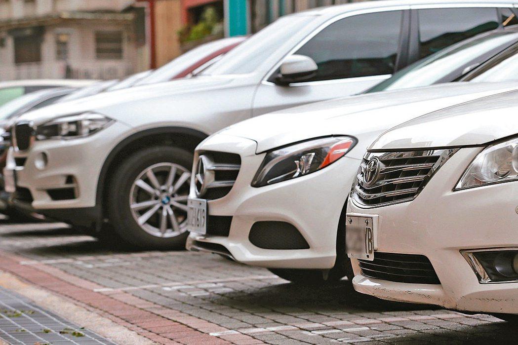 不畏民俗月,車市掛牌數成長13%。(本報系資料庫)