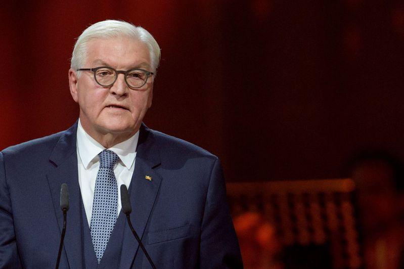 德國總統施泰因邁爾本周六開始進入隔離狀態。圖/法新社