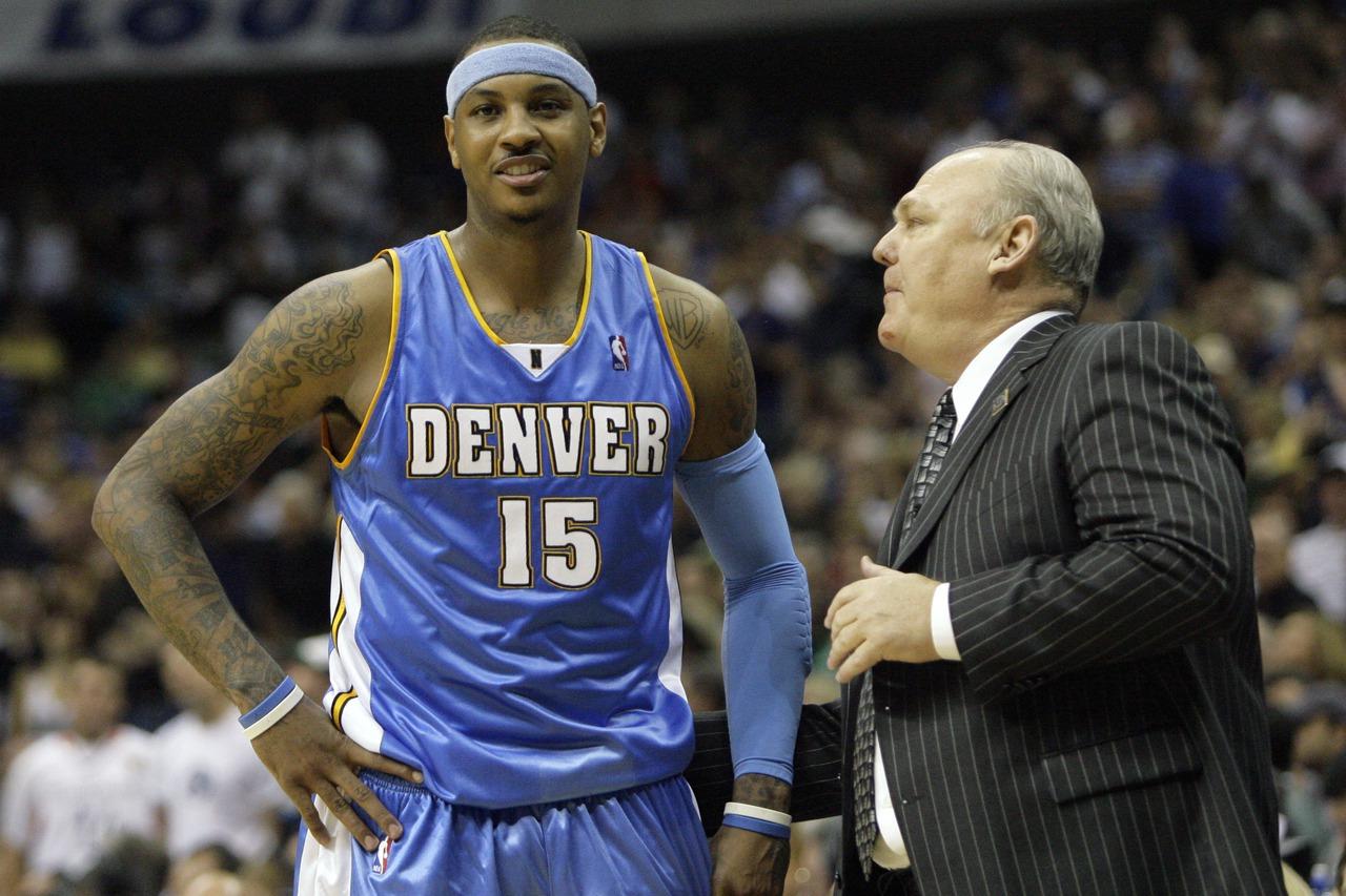 NBA/替被無視安東尼抱不平 卡爾籲金塊該退休其背號