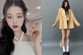 「Kpop最美女藝人」亞軍是16歲的她!IZ*ONE張員瑛外貌嫵媚又清新,逆天美腿長到鏡頭裝不下