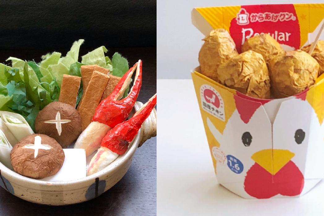 日本爺爺手作食物模型 成品逼真網友驚呼:差點被騙!