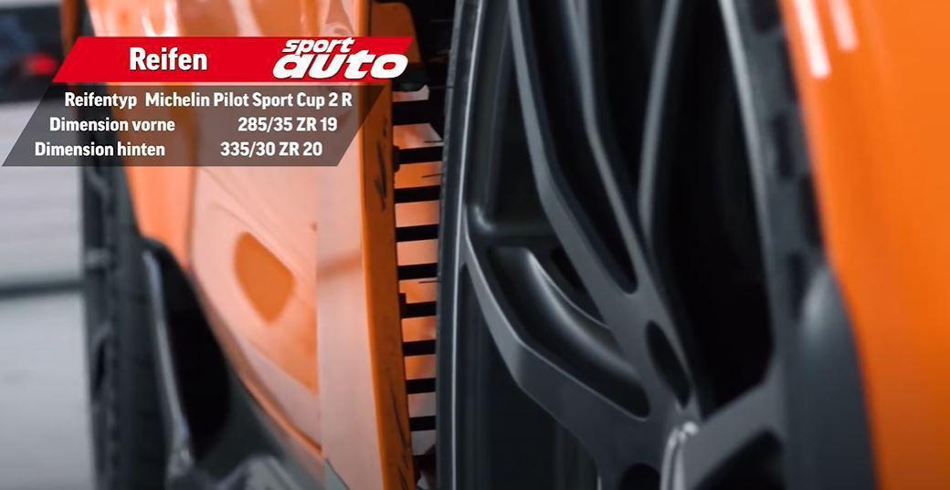 截自Sport Auto影片