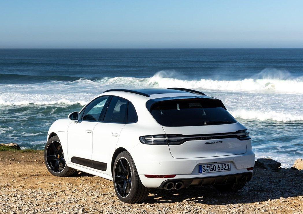 Porsche Macan GTS。 圖/Porsche提供