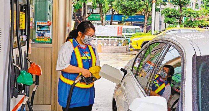中油:下周汽油價格不調整、柴油調漲0.1元 12:30