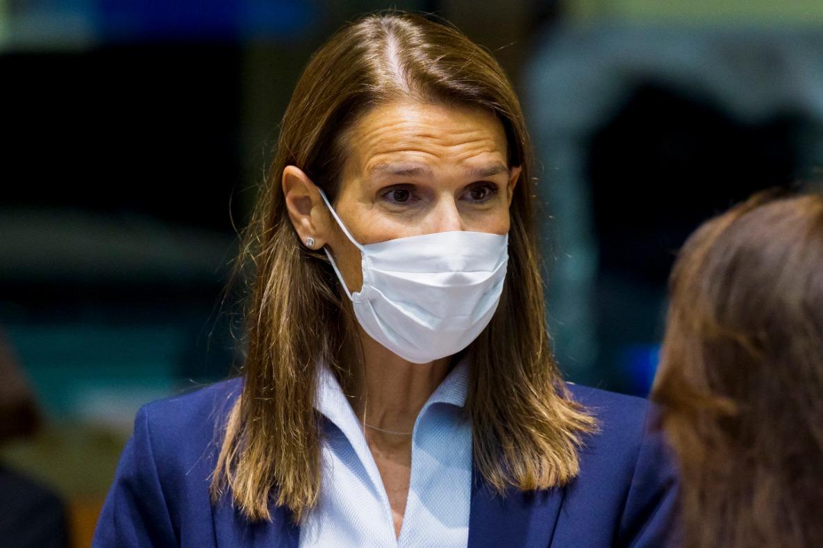 歐洲疫情增溫 奧地利、比利時外長相繼染疫
