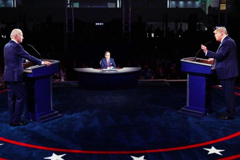 美大選提前投票破紀錄 川普拜登拚爭取選民青睞