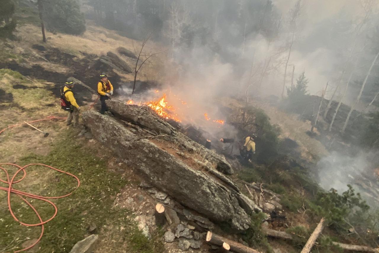 美科羅拉多州史上最大野火 約3個台北市面積被毀