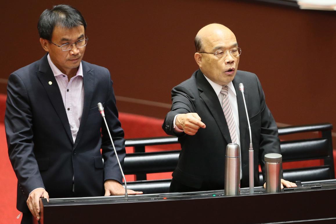 李貴敏提案修法:1/3立委支持可解職規避質詢牛皮官員