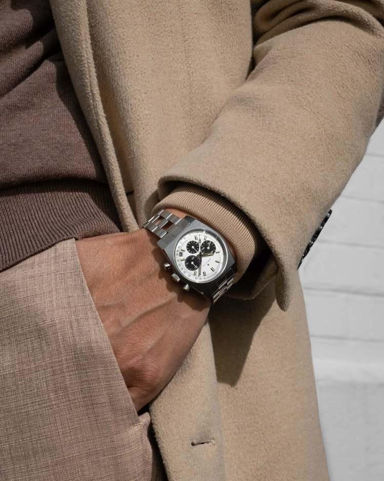真力時CHRONOMASTER系列復刻版魯邦三世腕錶第二版,30萬2,100元。...