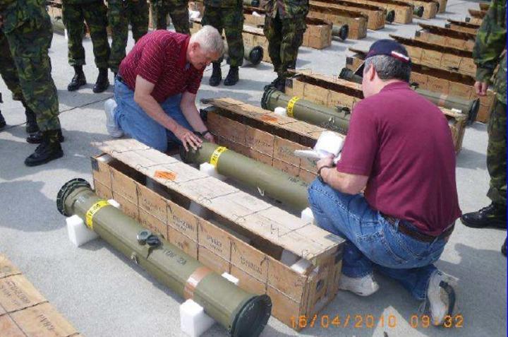 台灣防務剌蝟化 先向美採購「飛彈儲存可靠度計畫」