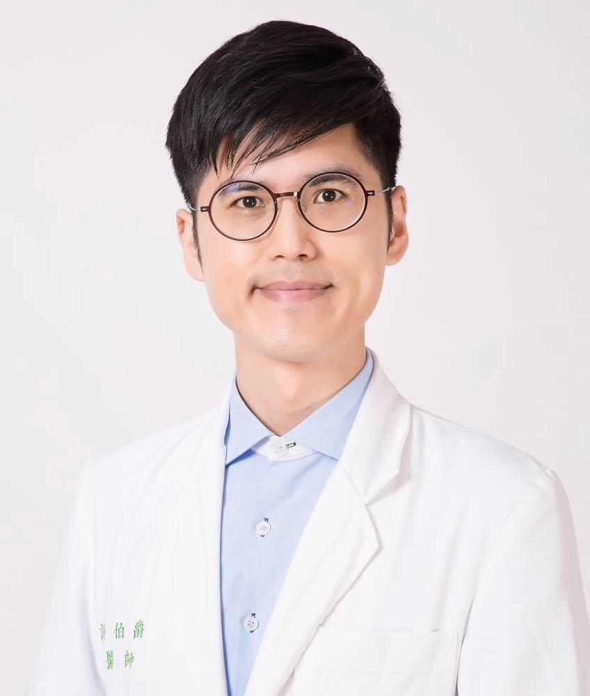 台中榮總埔里分院過敏免疫風濕科醫師許伯爵。圖/台中榮總埔里分院提供