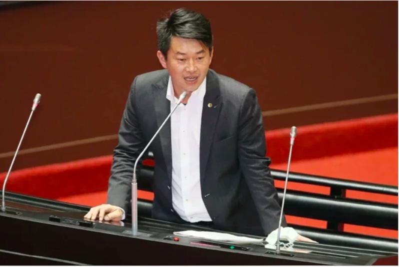 台灣基進黨立委陳柏惟。圖/聯合報系資料照片