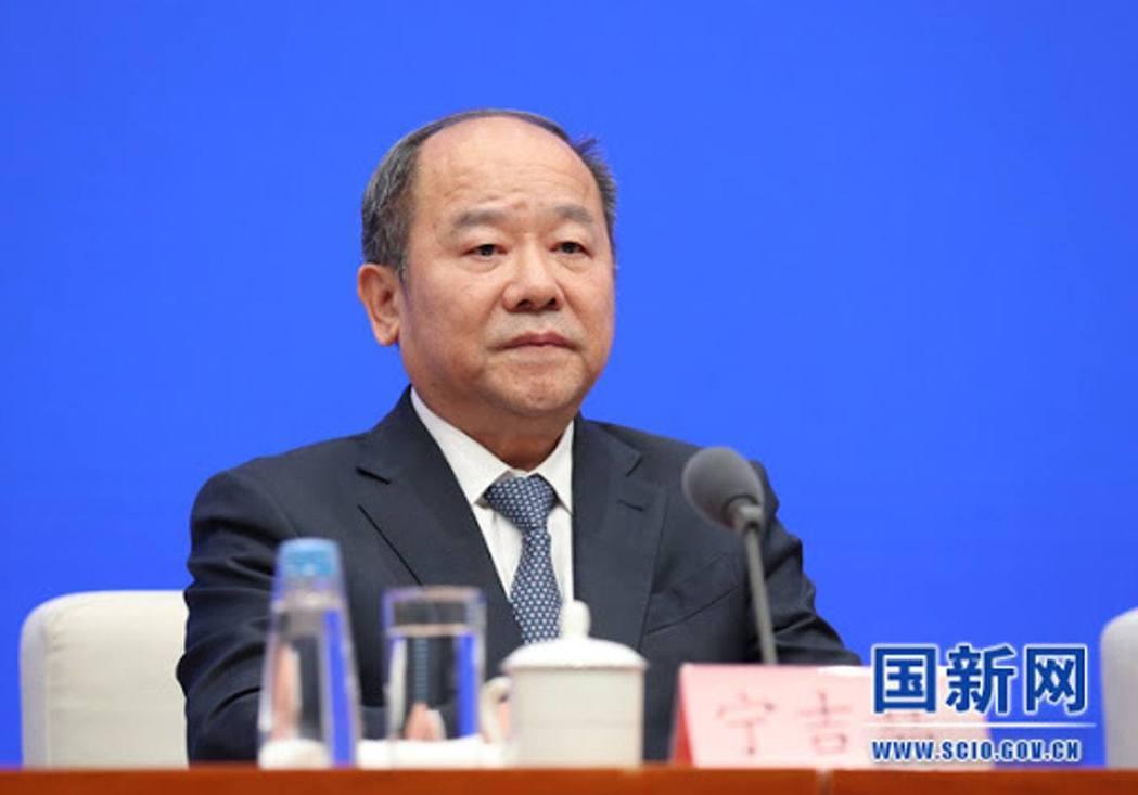 大陸國家發改委副主任寧吉喆。(大陸國新辦網站)