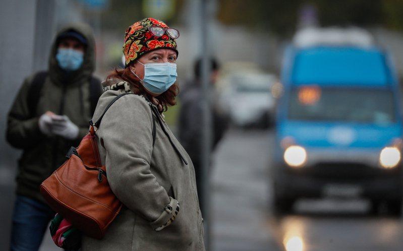 俄國染疫人數在18日逼近140萬大關。歐新社