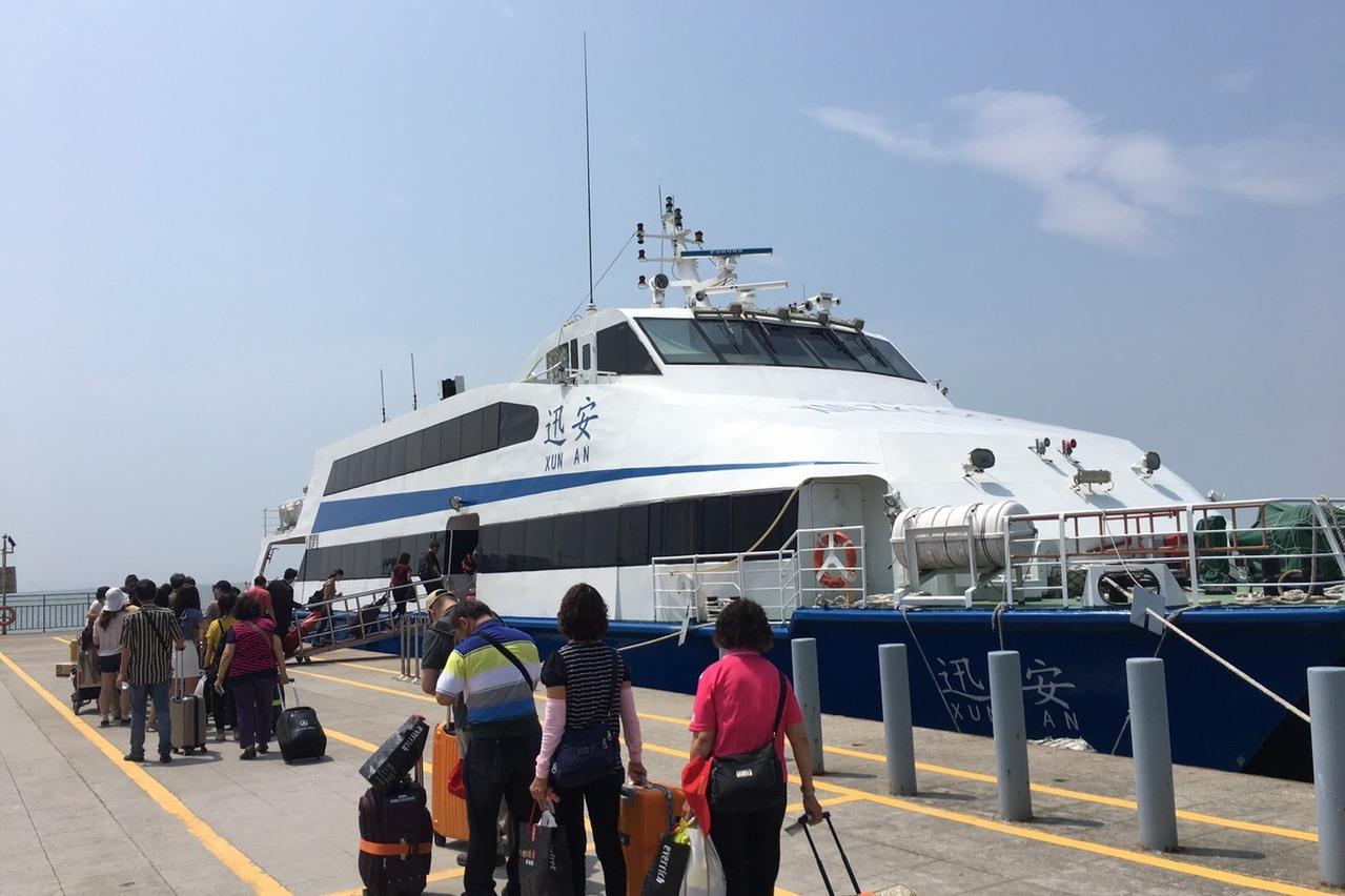交通部重視離島居民交通權益 持續提供良好疏運
