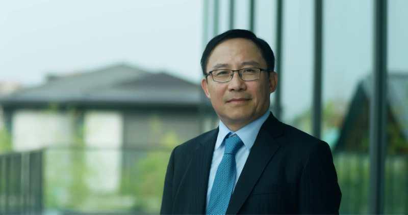 永大董事長許作名在大陸的「戰狼式」銷售策略,上海永大曾經寫下中國電梯市占前五大的佳績。永大/提供