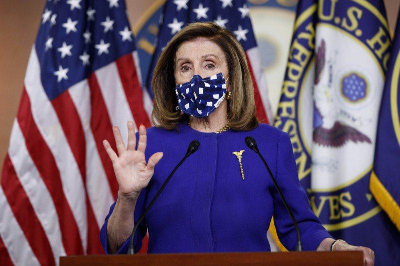 美國眾院議長波洛西仍對國會達成新一輪紓困方案懷抱希望。新華社