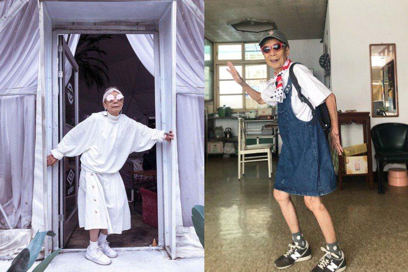 91歲的月光仙子—林莊月里。身處在這變化光速的21世紀,台灣潮嬤有什麼話想說?