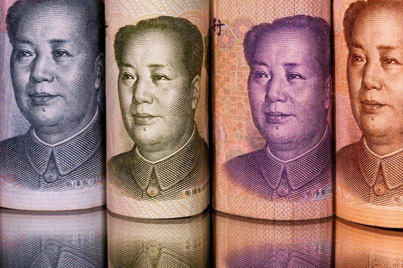 大陸推動數位人民幣,深圳官方日前發放5萬個「數位人民幣紅包」,每個紅包金額人民幣200元。路透資料照片