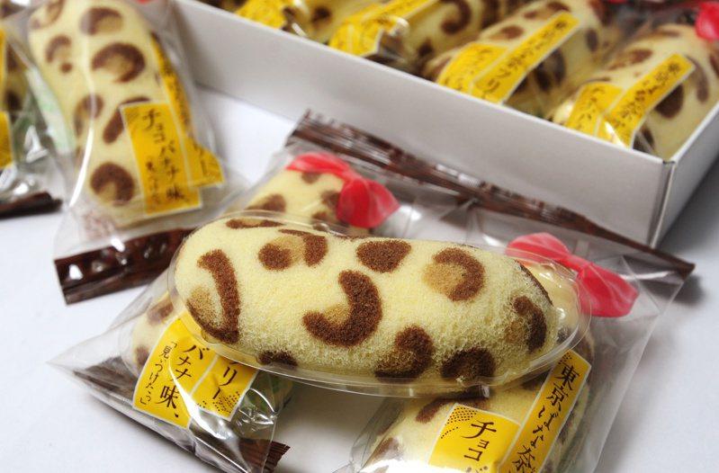 「東京芭娜娜」是台灣人最愛買的日本伴手禮之一。 聯合報系資料照