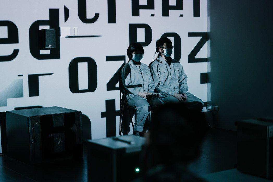 近日於高雄電影節上映的VR作品《色度:賈曼計畫》,即是Baboo回國後,拓展劇場...