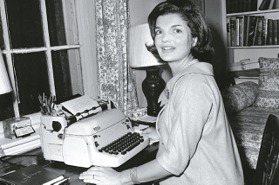 歷經兩段婚姻後走入出版社 你所不知道的賈姬《我的編輯是第一夫人賈桂琳》