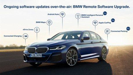 BMW的車載系統放出大幅度更新升級 擁有更多智慧功能!