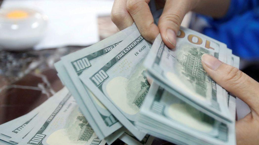美元示意圖。圖/路透