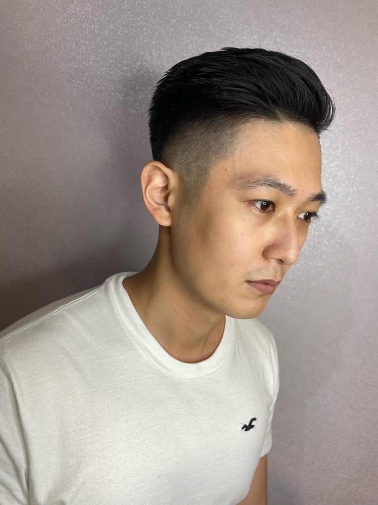 髮型創作/Bask In Salon / Gigi,圖/StyleMap美配提供