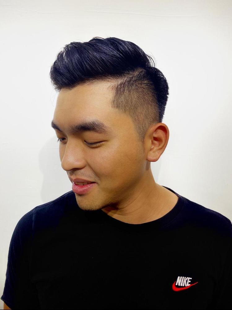 髮型創作/齊聚髮廊 / 廖怡婷Sally,圖/StyleMap美配提供