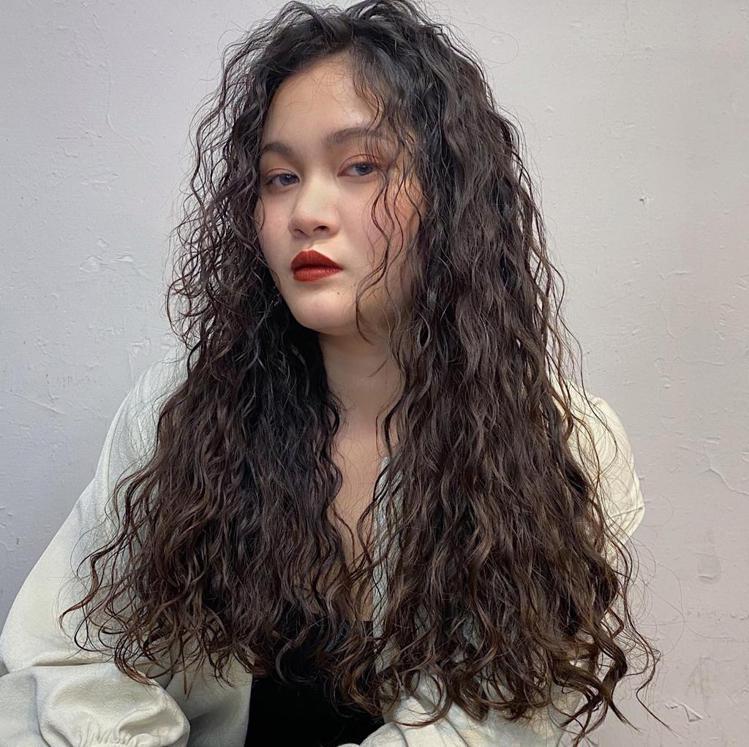髮型創作/去兜Mika / Mika,圖/StyleMap美配提供