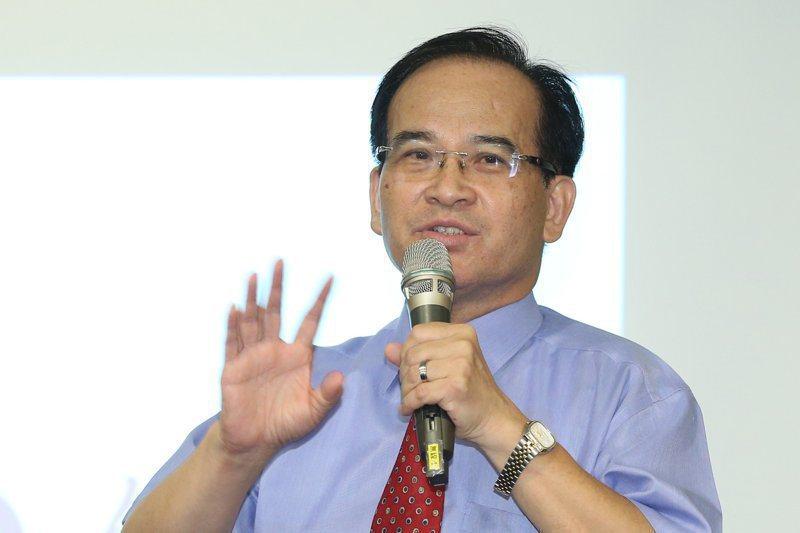 前台南市長蘇煥智再對農委會開炮。聯合報系資料照片