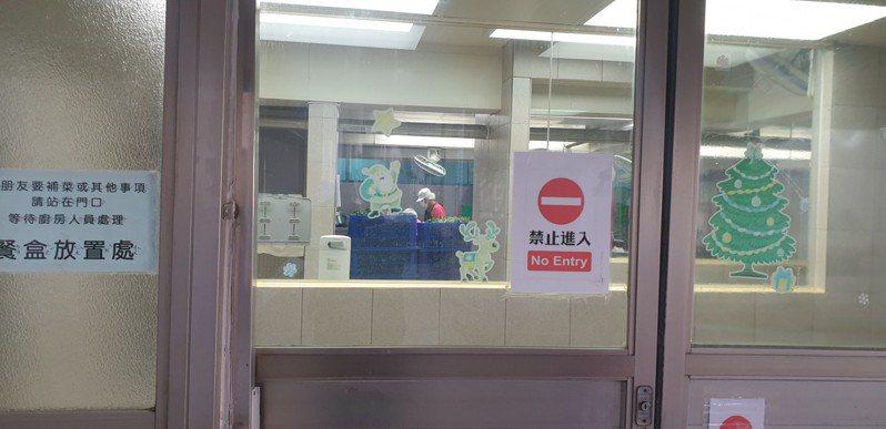 台中市豐原區南陽國小的廚房,是全國唯一取得HACCP認證,公辦公營的午餐廚房。記者游振昇/攝影