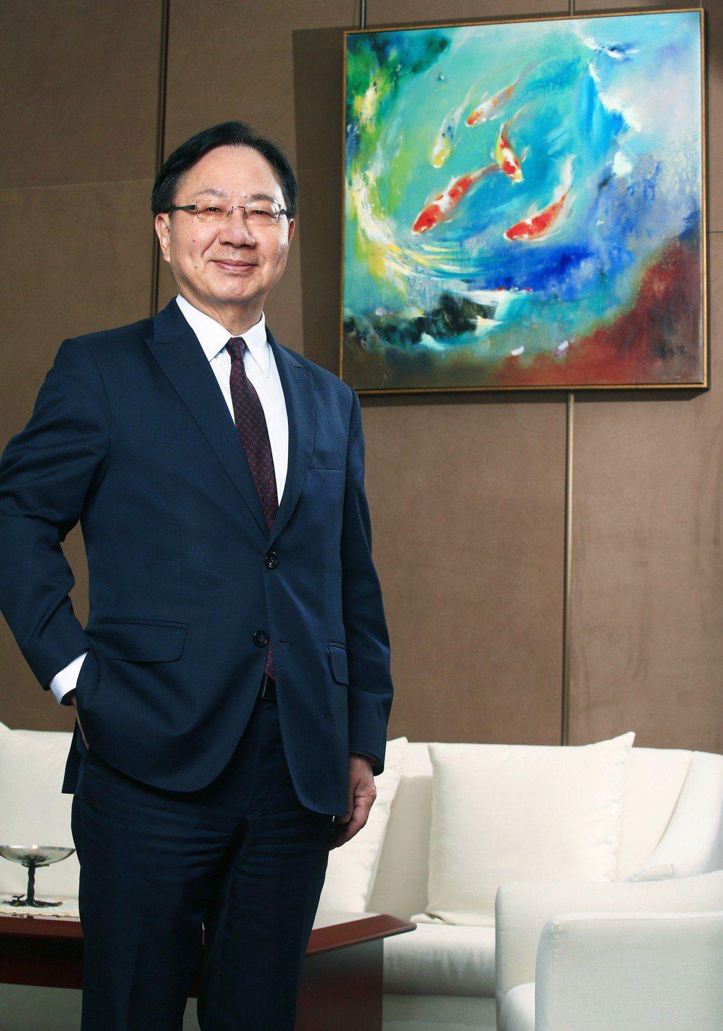 華南銀行總經理張振芳將以「從寬、從簡、從速」三原則,全力推動信託搭配危老都更業務...