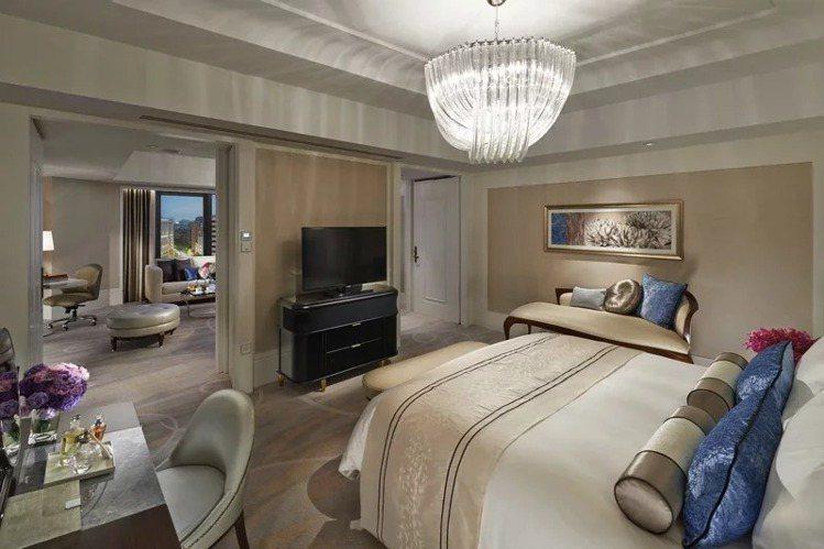 文華東方酒店預計將於今年12月重新恢復住房服務。圖/台北文華東方酒店提供