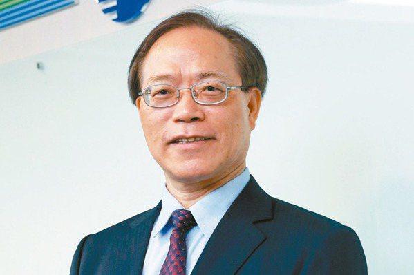 中華電信董事長謝繼茂 (本報系資料庫)