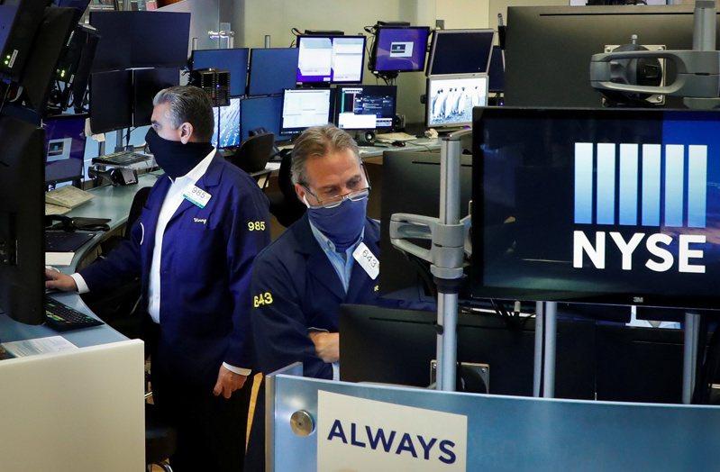 市場看好紓困方案過關,帶動美股早盤上漲。路透