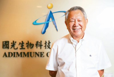 國光生技董事長詹啟賢(本報系資料庫)