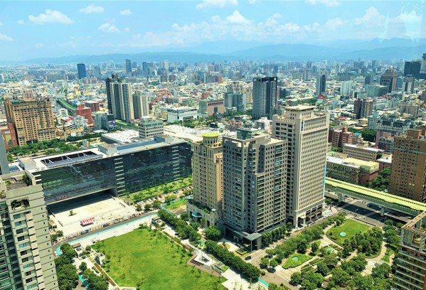 台中市平均購屋總價七年來大漲近五成。(本報系資料庫)