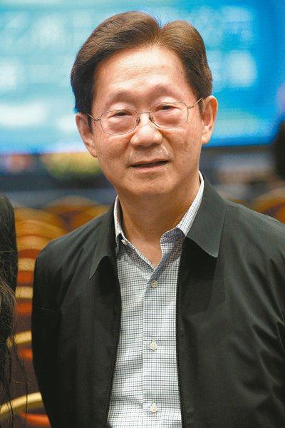 市場派內定的大同董事長林文淵(本報系資料庫)
