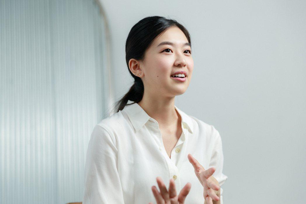 擔任今年臺灣女孩日的代言人,林薇認為,每種不同型態的臺灣女孩,都應該被尊重與祝福...