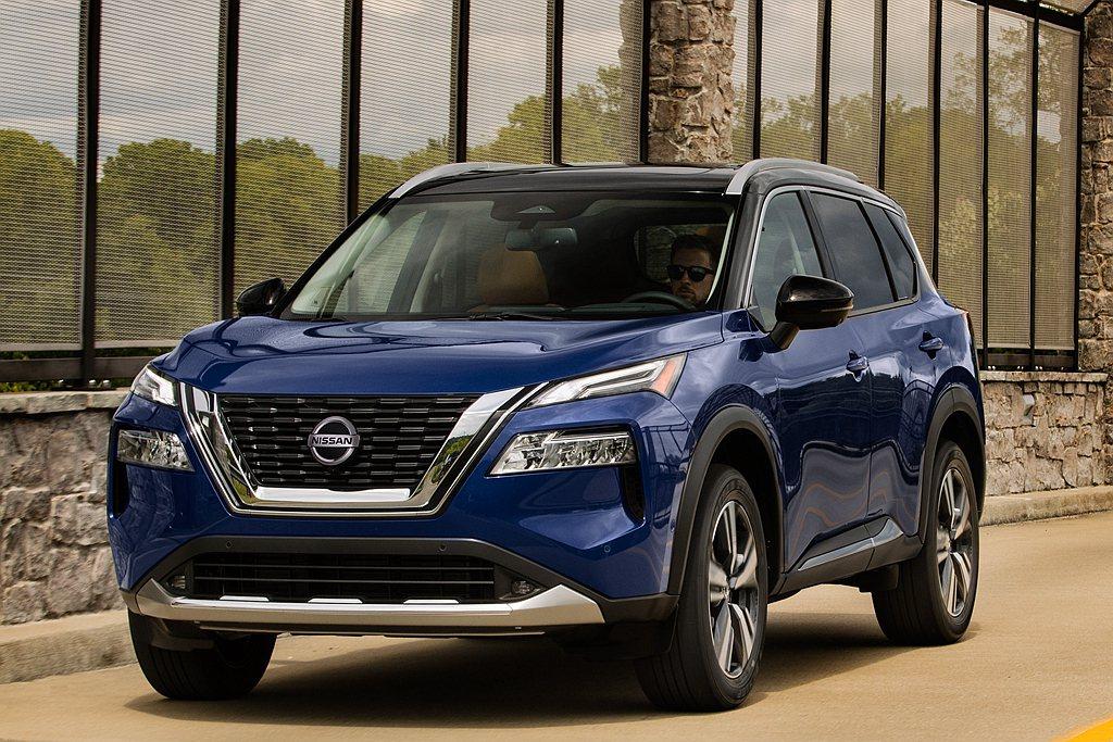 Nissan Rogue於2013年加入美國田納西州Smyrna廠生產,至今在當...