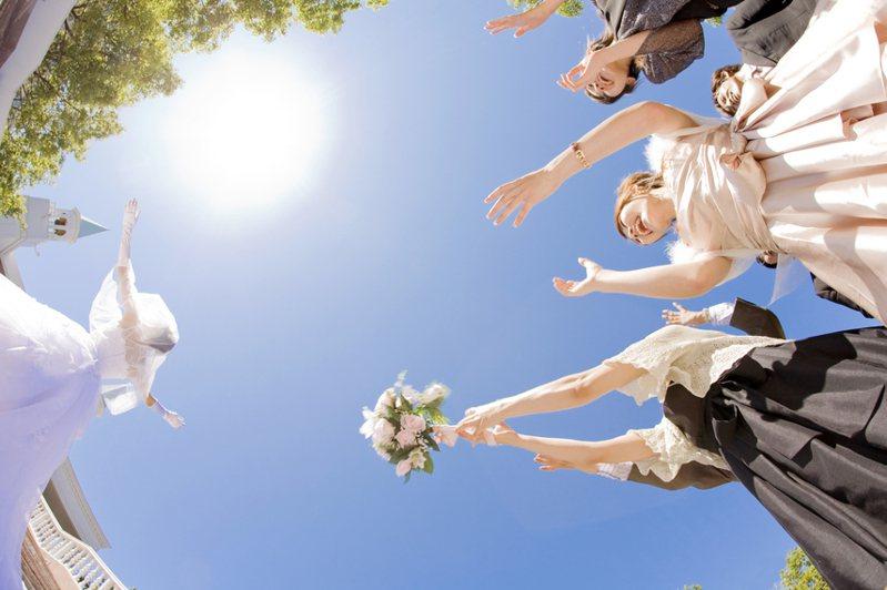 婚禮示意圖。圖/ingimage