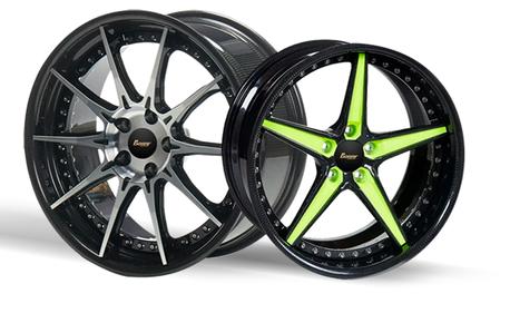 輕量化高強度 波力碳纖維複材汽車輪圈亮相